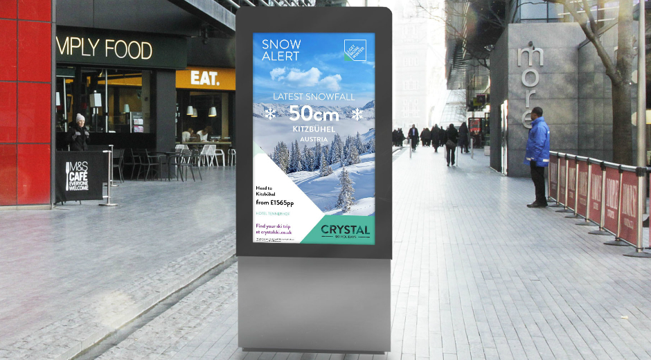 Real-Time Dooh
